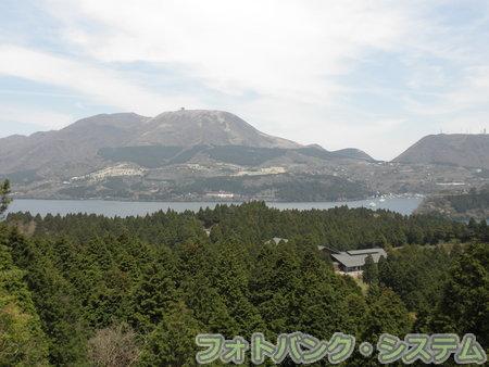 芦ノ湖遠景