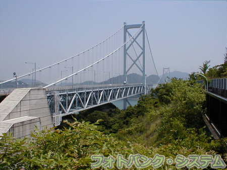 しまなみ海道をゆく 02「因島大橋」