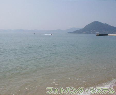 しまなみ海道をゆく 14「生口島のサンセットビーチ」