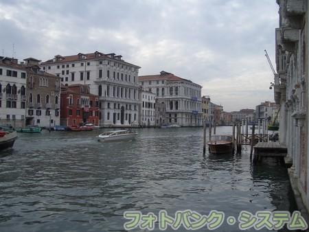ヴェネツィア:大運河