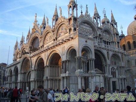 ヴェネツィア:サン・マルコ大聖堂