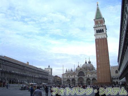 ヴェネツィア:サン・マルコ広場
