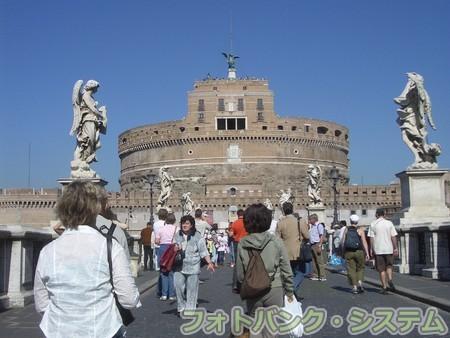 ローマ:サンタンジェロ城