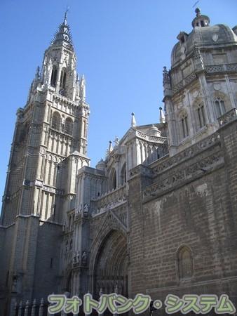 トレド:トレド大聖堂正門