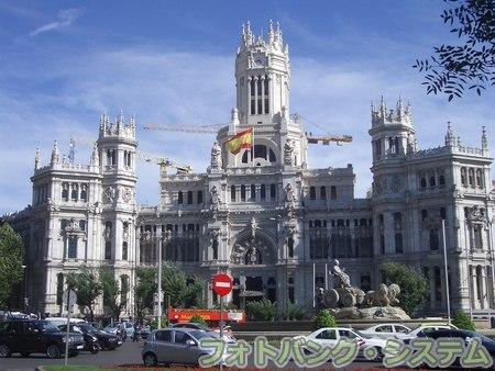 マドリッド:市庁舎