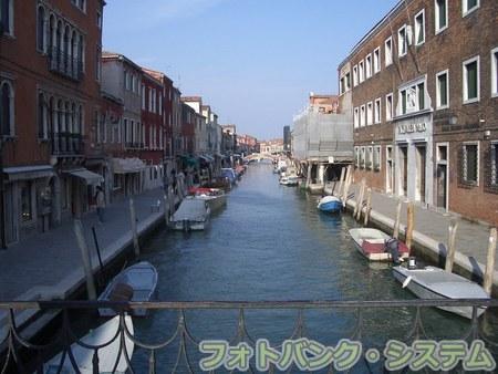 ヴェネツィア:ムラーノ島