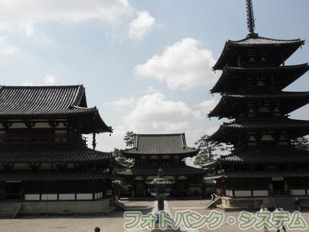 法隆寺:西院伽藍