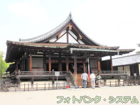 法隆寺:聖霊院