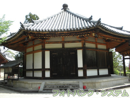 法隆寺:西円堂