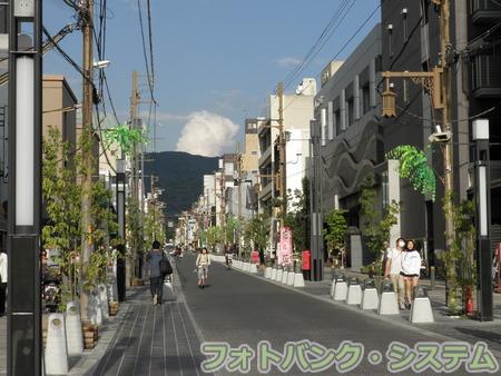 奈良:三条通り