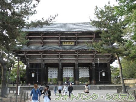 東大寺:南大門