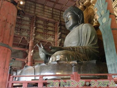 東大寺:盧舎那仏(大仏)