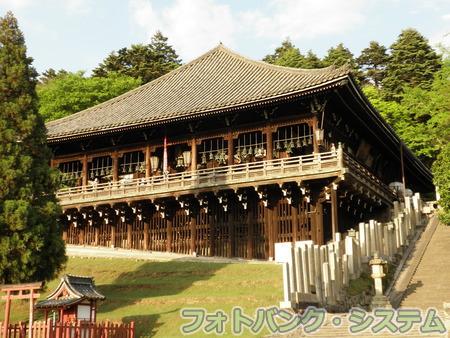 東大寺:二月堂