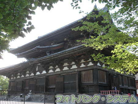 東寺(教王護国寺):金堂