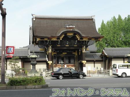西本願寺:阿弥陀堂門