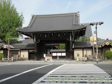 西本願寺:御影堂門
