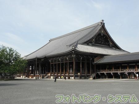 西本願寺:御影堂