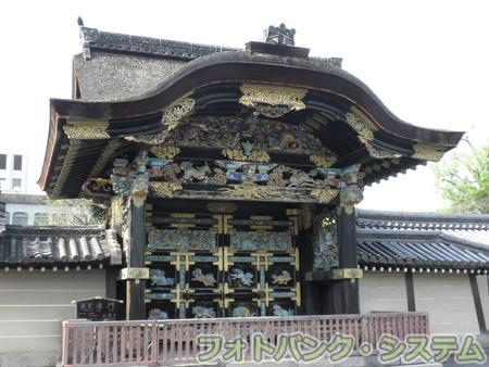 西本願寺:唐門
