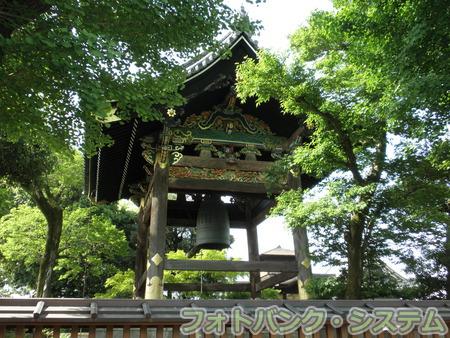 西本願寺:鐘楼