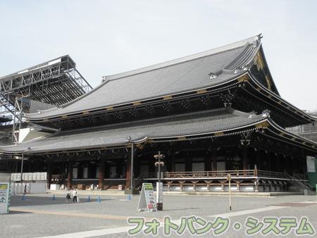 東本願寺:御影堂