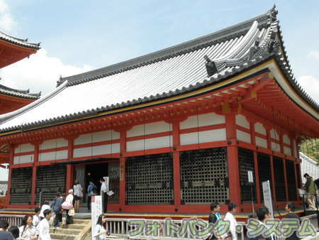 清水寺:経堂