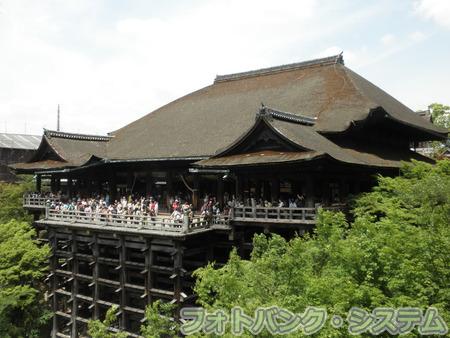 清水寺:本堂