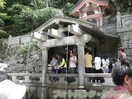 清水寺:音羽の滝