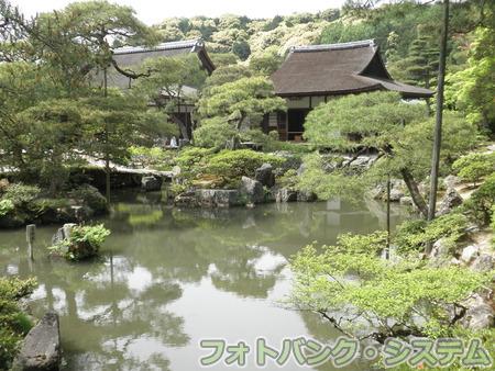 慈照寺(銀閣寺):庭園