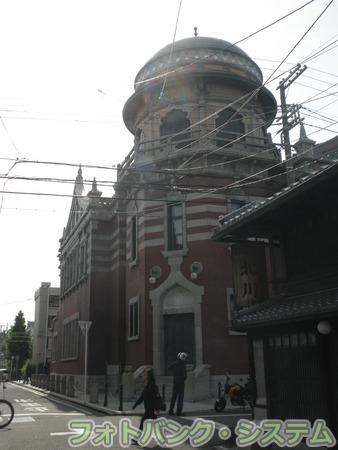 東本願寺:本願寺伝道院