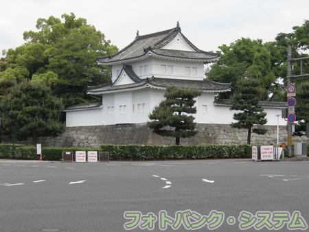 二条城:東南隅櫓