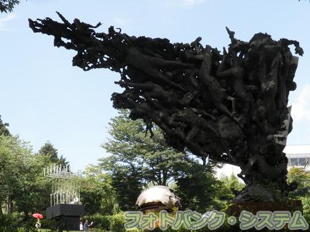 箱根彫刻の森美術館「断絶」
