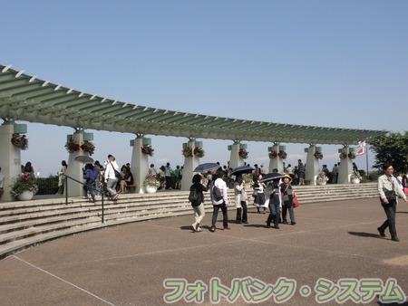 港の見える丘公園-展望台