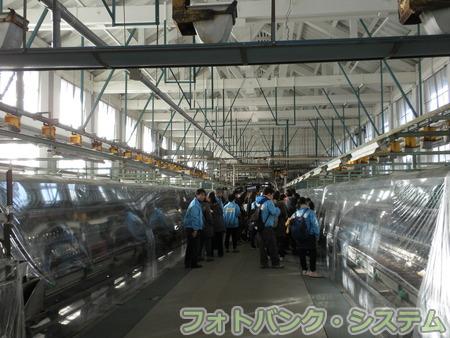 富岡製糸場-製糸工場内