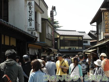 川越-菓子屋横丁