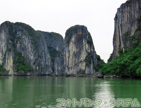 Vịnh Hạ Long (ハロン湾)