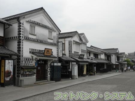 倉敷美観地区―蔵屋敷の街並