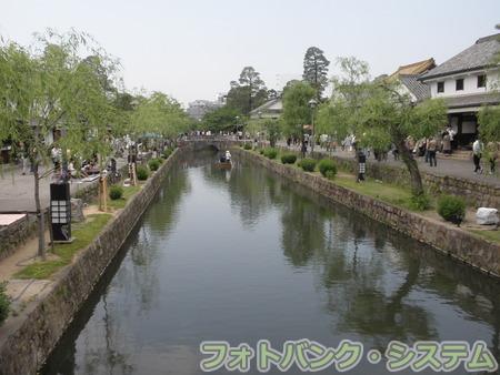 倉敷美観地区―倉敷川