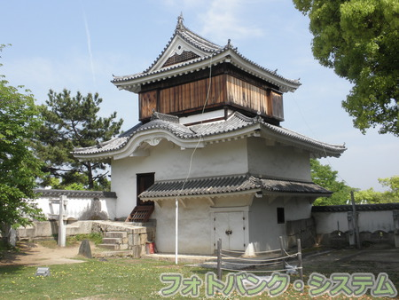 岡山―岡山城・月見櫓