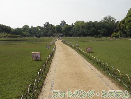 岡山―後楽園