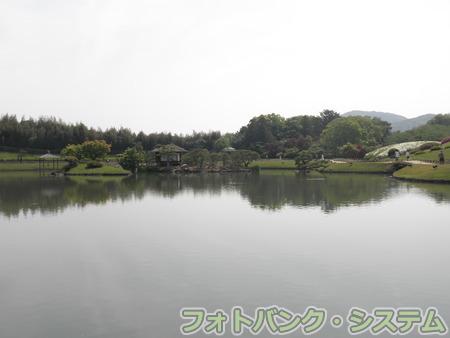岡山―後楽園・沢の池