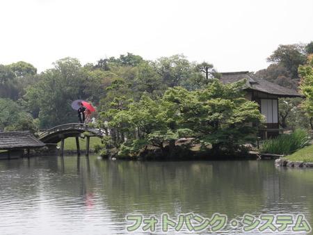 岡山―後楽園・中の島