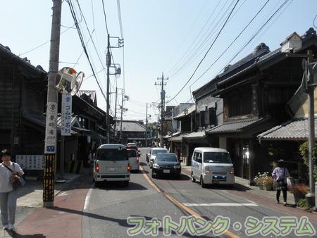 佐原―香取街道沿い