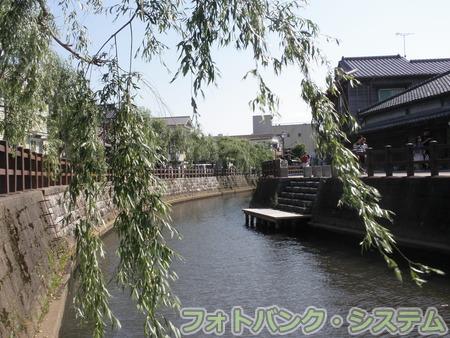 佐原―柳そよぐ小野川
