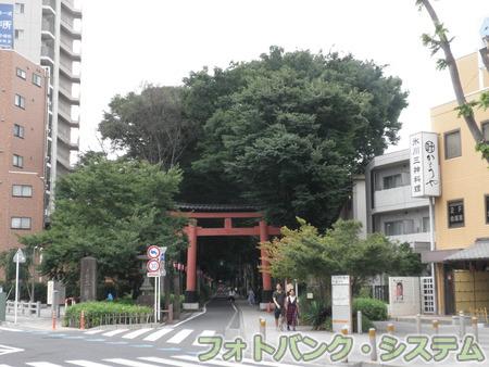 大宮氷川神社・参道入口