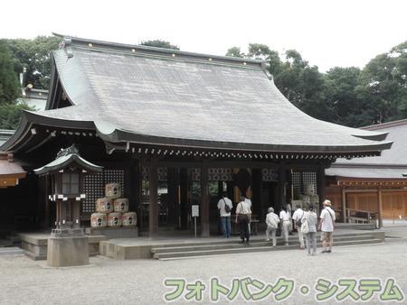 大宮氷川神社・拝殿