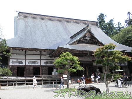 中尊寺―現在の本堂